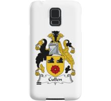 Cullen Coat of Arms / Cullen Family Crest Samsung Galaxy Case/Skin