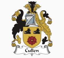 Cullen Coat of Arms / Cullen Family Crest by ScotlandForever