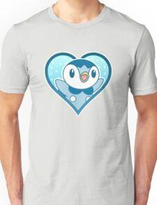 Piplup Heart Unisex T-Shirt