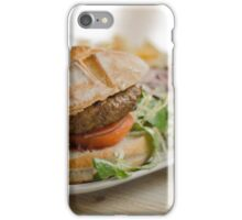 food restaurant kitchen meat iPhone Case/Skin