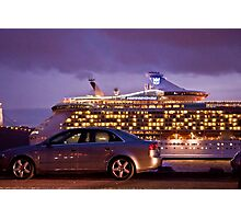 Independence of the seas Photographic Print