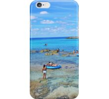 Caribbean Beach iPhone Case/Skin