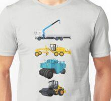 HIGHWAY TRUCK Unisex T-Shirt