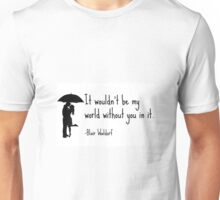 Blair Waldorf quote Unisex T-Shirt