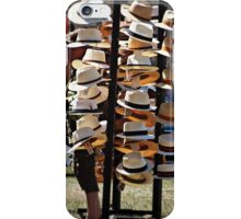 Hats galore !  iPhone Case/Skin