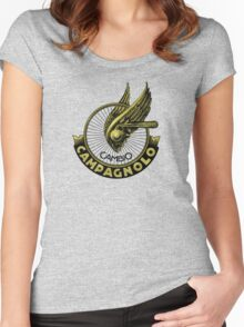 Campagnolo Vintage Italy Women's Fitted Scoop T-Shirt