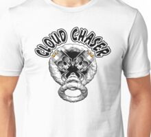 Vaping Skulls: Cloud Chaser Unisex T-Shirt