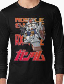 Gundam 02 Long Sleeve T-Shirt
