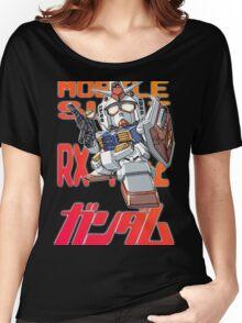 Gundam 02 Women's Relaxed Fit T-Shirt