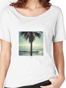 Rockpile, Laguna Beach, CA Women's Relaxed Fit T-Shirt
