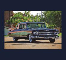 '59 Cadillac Fleetwood Limo Kids Tee