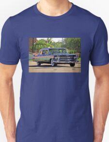 '59 Cadillac Fleetwood Limo Unisex T-Shirt