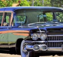 '59 Cadillac Fleetwood Limo Sticker