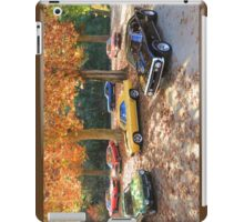 Autumn Muscle iPad Case/Skin