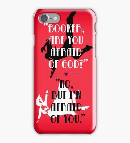 Bioshock Infinite - Elizabeth and Booker iPhone Case/Skin
