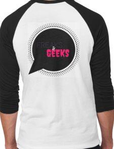 Freaks & Geeks Men's Baseball ¾ T-Shirt