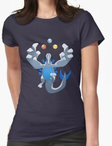 Beast of the sea simplified ver. Womens Fitted T-Shirt