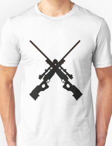 Double Awp. Unisex T-Shirt
