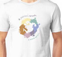 A Work of Art Unisex T-Shirt