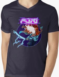 Furi Mens V-Neck T-Shirt