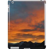 Austrian Sunset iPad Case/Skin