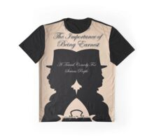 The Importance of Being Earnest Graphic T-Shirt