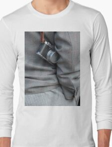 The Photographer Long Sleeve T-Shirt