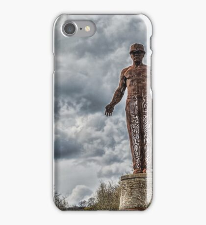 The Six Bells Guardian iPhone Case/Skin