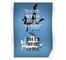 Bioshock Infinite - Elizabeth and Booker Poster