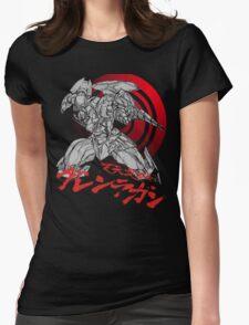 Gurren-Lagann Womens Fitted T-Shirt