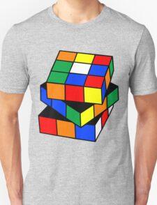 Rubik's cube, funny, retro, old-fashioned, classic, original T-Shirt