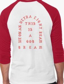 i feel like pablo long sleeve Men's Baseball ¾ T-Shirt