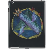 ALEF - 1 - The Mysteries of Oneness iPad Case/Skin
