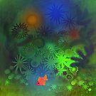 underwater garden by Marianna Tankelevich