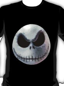 Polygon Art : Jack Skellington T-Shirt