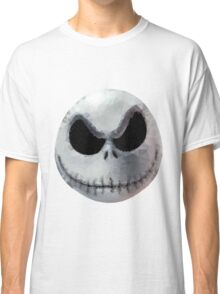 Polygon Art : Jack Skellington Classic T-Shirt