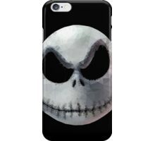 Polygon Art : Jack Skellington iPhone Case/Skin
