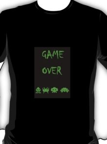 Retro, game, classic, funny, old-fashioned T-Shirt