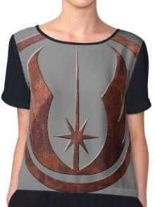 The Order of the Jedi Chiffon Top
