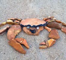 Crab, not Crab! Sticker
