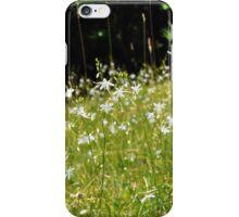 White Stars iPhone Case/Skin