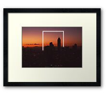 Rectangle No. 3 Framed Print