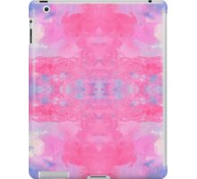 the serenity and rose quartz iPad Case/Skin