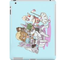 Chibi Elite 4 + Mako iPad Case/Skin