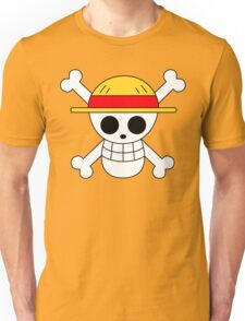 One Piece | Monkey D. Luffy Skull Unisex T-Shirt