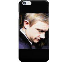 Martin Freeman Artwork Design 1 iPhone Case/Skin