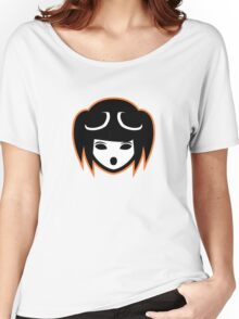 Nuki surprized! Women's Relaxed Fit T-Shirt