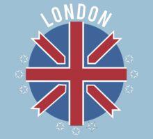British Flag by Drawingsbymaci