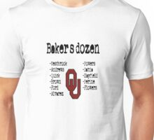 Baker Mayfield Unisex T-Shirt
