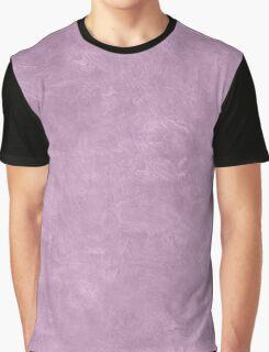 Lavender Herb Oil Pastel Color Accent Graphic T-Shirt